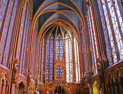 Sainte-Chapelle-inside