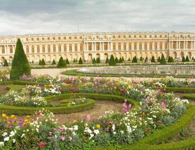 Versailles-parterres