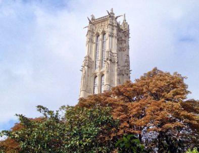 Tour-St-Jacques-trees