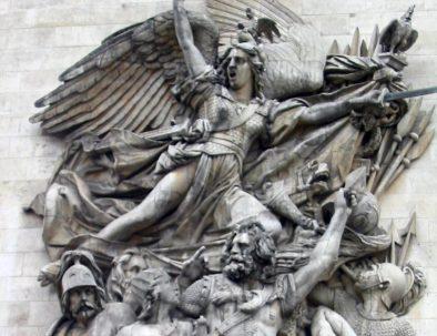 Arc-Triomphe-Marseillaise