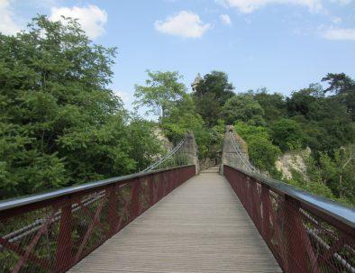 Buttes-Chaumont-pont