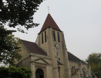 Charonne-eglise